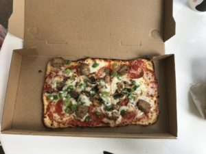 Marketplace pizza