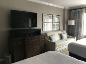 Beach Club standard room