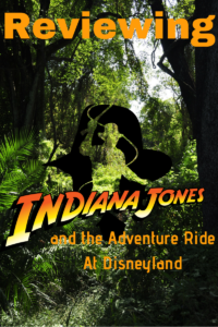 Indiana Jones Ride Review