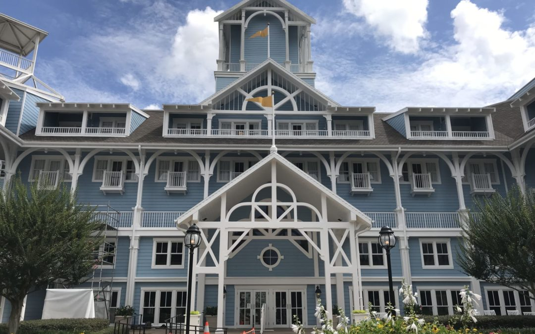 Casual Seaside Elegance— Visiting Disney's Beach Club Resort