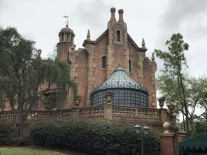Magic Kingdom's The Haunted Mansion