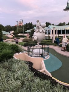 Putt the Day Away at Disney's Fantasia Gardens and Fairways