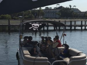 Let Your Kids Set Sail on a Pirate Adventure Cruise at Walt Disney World Resort