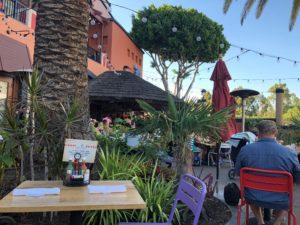 Outdoor Patio at Tortilla Jo's