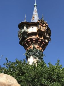 The Tangled Tower in Magic Kingdom