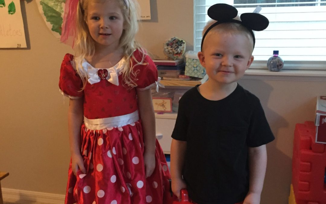 Disney-Themed Sibling Costume Ideas Your Kids Will Actually Want To Wear