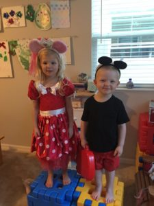 Easy Sibling Disney Costume