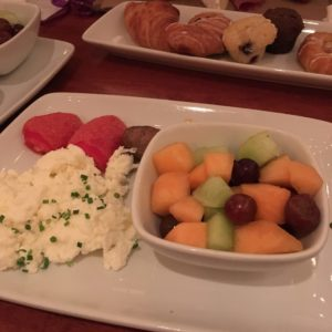 Breakfast, Walt Disney World, Magic Kingdom, Egg White Omlette, BE OUR GUEST restaurant, BE OUR GUEST brreakfast, quick service, Quick Service Meal Plan, Disney Dining Plan