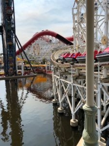 A Teen's View of the Incredicoaster at Disney California Adventure