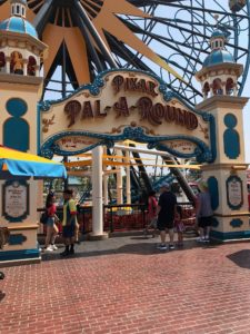 A Tour of Pixar Pier at California Adventure