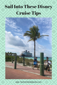 Cruise tips, Pixie Hollow Diva