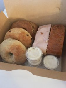 Gluten-Free and Vegan Bagels and Tea Cakes, Walt Disney World