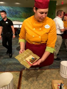 Candy Sushi Workshop at Epcot International Food & Wine Festival