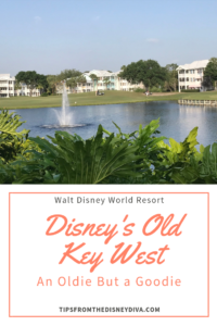 Disney's Old Key West - An Oldie but a Goodie