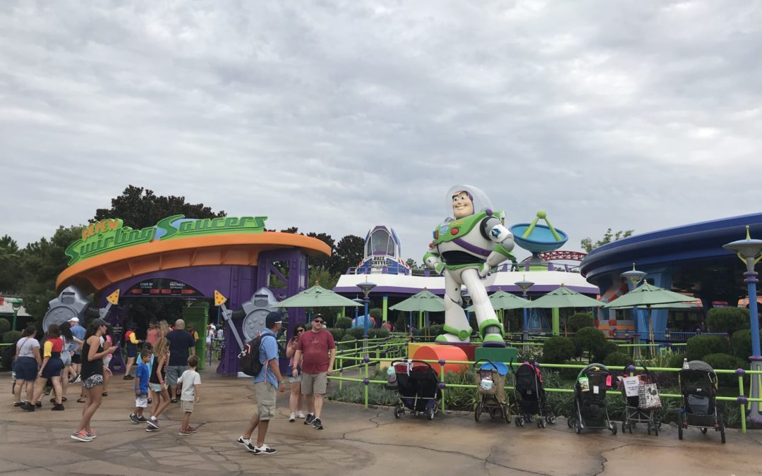 Three Ways in Which Toy Story Land Missed the Boat
