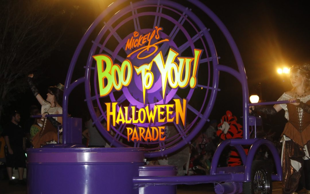 Throwback Thursday: Mickey's Not So Scary Halloween Party Is a Frightfully Good Time