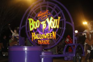 Beginning of the Boo to You Parade