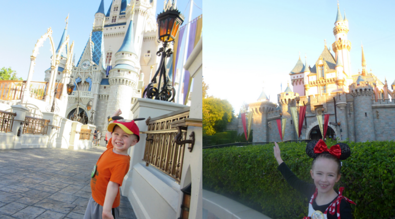 43 Little Differences between Walt Disney World and Disneyland