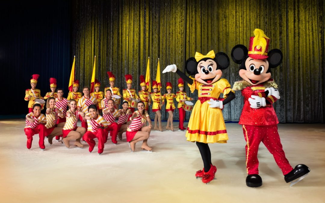 Slide on over to Disney on Ice  presents 100 Years of Magic!
