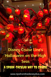 Disney Cruise Line's Halloween on the High Seas: A Spook-tacular Way to Cruise