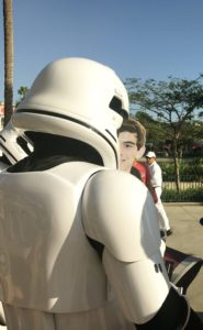 Storm Troopers at Hollywood Studios