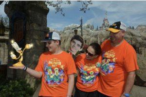 Magic Kingdom magic shot