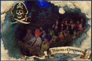 Pirate's of the Caribbean at WDW Magic Kingdom