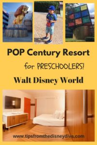 Disney World, Walt Disney World, POP Century Resort, Preschool, Preschoolers, Travel with Preschoolers, Travel with Kids, Family Travel, Preschool Fun, Walt Disney World Hotel, Disney Resort, POP Century
