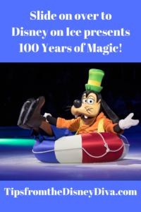 You don't want to miss Disney on Ice presents 100 Years of Magic!