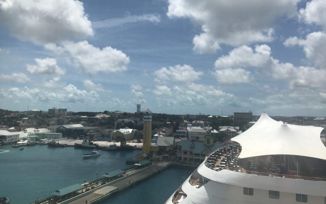 Disney Cruise Line-Staying on the Ship- Nassau