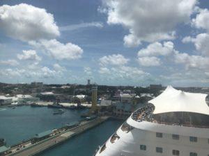 Staying on Ship at Nassau