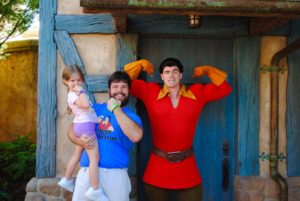 Gaston meet-and-greet