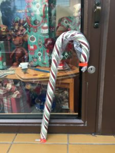 Hand Pulled Candy Cane