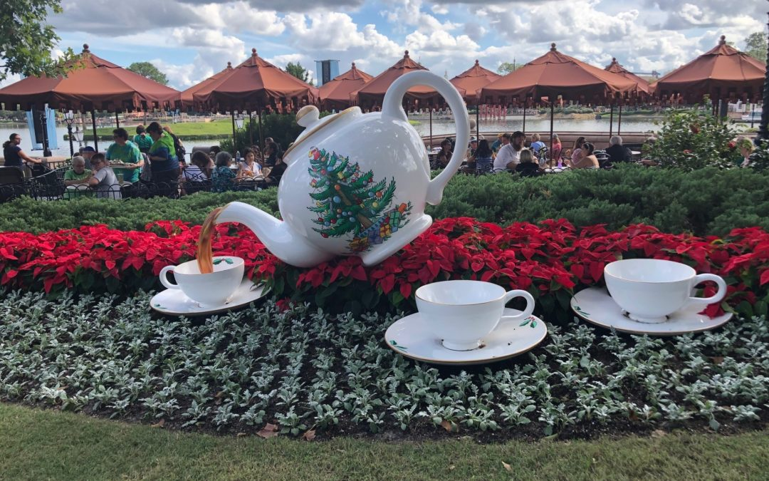 Visiting the Epcot International Festival of the Holidays
