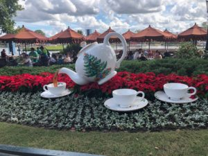 Visiting the 2018 Epcot International Festival of the Holidays