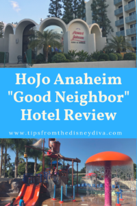 "HoJo Anaheim ""Good Neighbor"" Hotel Review"
