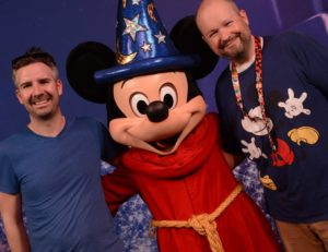 Devo CabDisney's This Month in Disney History - Mickey Edition