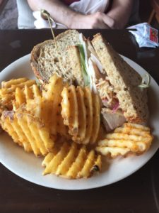 Geyser Point Bar & Grill Review