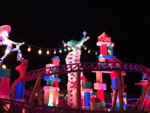 There's no place like Disney Hollywood Studios for the Holidays