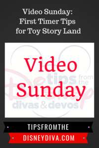Video Sunday: First Timer Tips for Toy Story Land