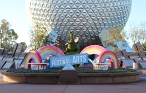 Walt Disney World's Festival of the Arts at Epcot
