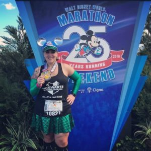 runDisney Finisher photo