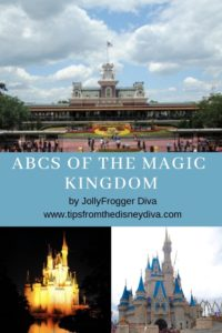 ABCs of the Magic Kingdom