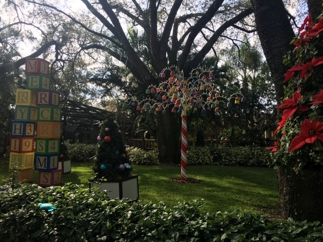 Cheating on Mickey: Spending the Holidays at a Park Other Than Disney