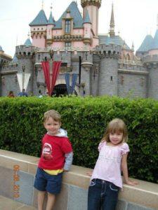 Sleeping Beauty's Castle 2010