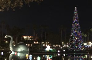 Hollywood Studios Christmas