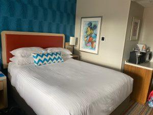 HoJo Anaheim Double Queen Room