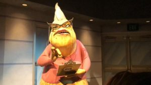 Roz Monster Inc.