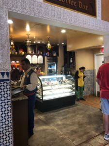 Beyond Burgers and Fries: Eating at Epcot's Tangierine Cafe