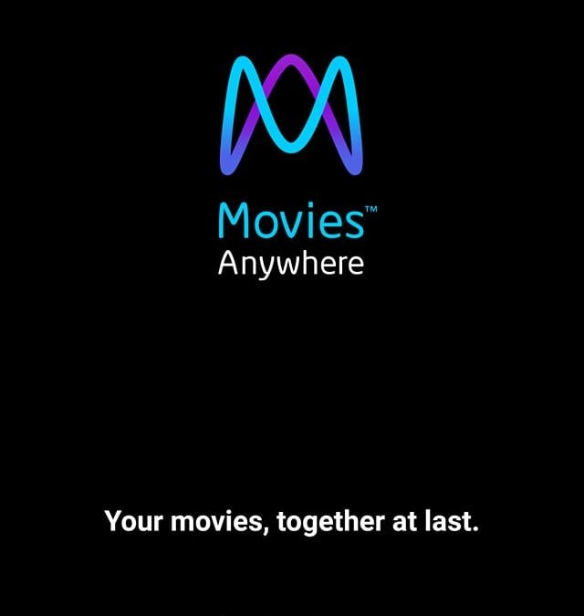 Guide to the Movies Anywhere App